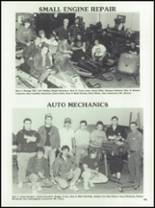1991 Southern Aroostook Community High School Yearbook Page 50 & 51
