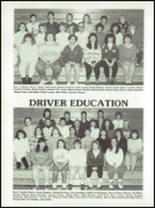 1991 Southern Aroostook Community High School Yearbook Page 58 & 59