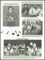 1991 Southern Aroostook Community High School Yearbook Page 60 & 61