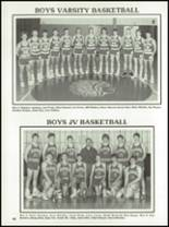 1991 Southern Aroostook Community High School Yearbook Page 70 & 71