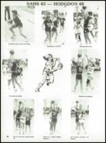 1991 Southern Aroostook Community High School Yearbook Page 76 & 77