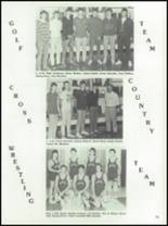 1991 Southern Aroostook Community High School Yearbook Page 78 & 79