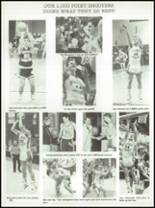 1991 Southern Aroostook Community High School Yearbook Page 80 & 81