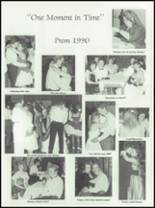 1991 Southern Aroostook Community High School Yearbook Page 84 & 85