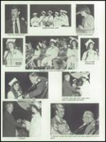 1991 Southern Aroostook Community High School Yearbook Page 86 & 87