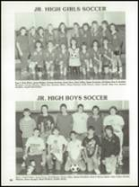 1991 Southern Aroostook Community High School Yearbook Page 94 & 95