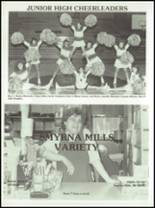 1991 Southern Aroostook Community High School Yearbook Page 96 & 97