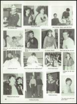 1991 Southern Aroostook Community High School Yearbook Page 98 & 99