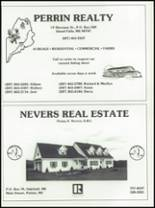 1991 Southern Aroostook Community High School Yearbook Page 116 & 117