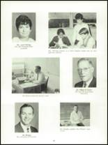 1969 Jonesborough High School Yearbook Page 22 & 23