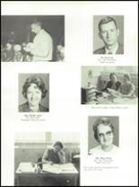 1969 Jonesborough High School Yearbook Page 24 & 25