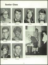 1969 Jonesborough High School Yearbook Page 38 & 39