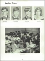 1969 Jonesborough High School Yearbook Page 40 & 41