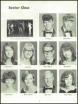 1969 Jonesborough High School Yearbook Page 42 & 43