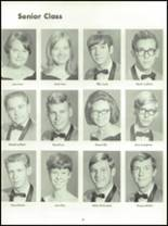 1969 Jonesborough High School Yearbook Page 44 & 45