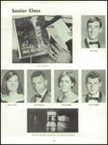 1969 Jonesborough High School Yearbook Page 46 & 47