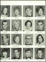 1969 Jonesborough High School Yearbook Page 50 & 51