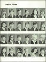 1969 Jonesborough High School Yearbook Page 52 & 53