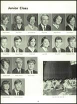 1969 Jonesborough High School Yearbook Page 56 & 57