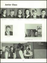 1969 Jonesborough High School Yearbook Page 58 & 59