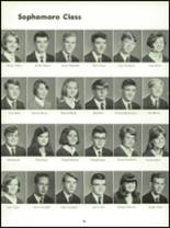 1969 Jonesborough High School Yearbook Page 60 & 61