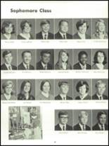 1969 Jonesborough High School Yearbook Page 62 & 63