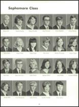 1969 Jonesborough High School Yearbook Page 64 & 65