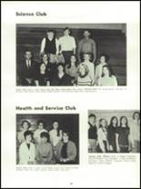 1969 Jonesborough High School Yearbook Page 86 & 87