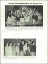 1969 Jonesborough High School Yearbook Page 98 & 99