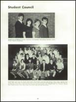 1969 Jonesborough High School Yearbook Page 100 & 101