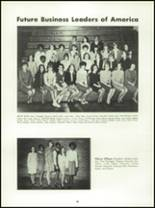 1969 Jonesborough High School Yearbook Page 102 & 103