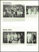 1969 Jonesborough High School Yearbook Page 104 & 105