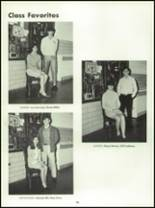 1969 Jonesborough High School Yearbook Page 110 & 111