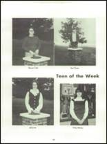 1969 Jonesborough High School Yearbook Page 128 & 129