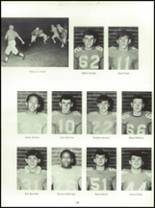 1969 Jonesborough High School Yearbook Page 138 & 139