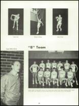 1969 Jonesborough High School Yearbook Page 146 & 147
