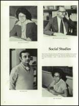 1974 Stratford High School Yearbook Page 14 & 15
