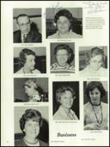 1974 Stratford High School Yearbook Page 20 & 21