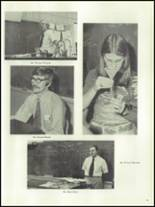 1974 Stratford High School Yearbook Page 22 & 23