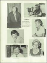 1974 Stratford High School Yearbook Page 26 & 27