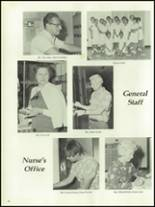 1974 Stratford High School Yearbook Page 28 & 29
