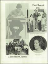 1974 Stratford High School Yearbook Page 32 & 33