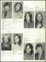 1974 Stratford High School Yearbook Page 34 & 35