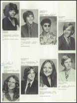 1974 Stratford High School Yearbook Page 40 & 41