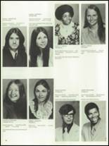 1974 Stratford High School Yearbook Page 42 & 43