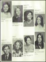 1974 Stratford High School Yearbook Page 70 & 71