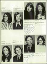 1974 Stratford High School Yearbook Page 72 & 73