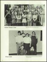 1974 Stratford High School Yearbook Page 88 & 89
