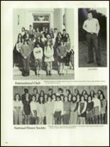 1974 Stratford High School Yearbook Page 92 & 93