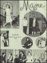 1974 Stratford High School Yearbook Page 112 & 113
